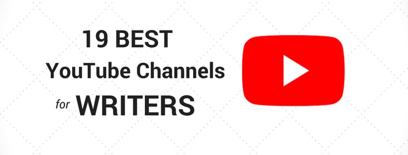 19 Best Writing Channels on YouTube