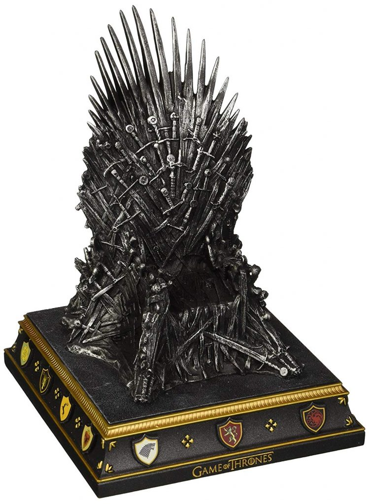 Game of Thrones Book End
