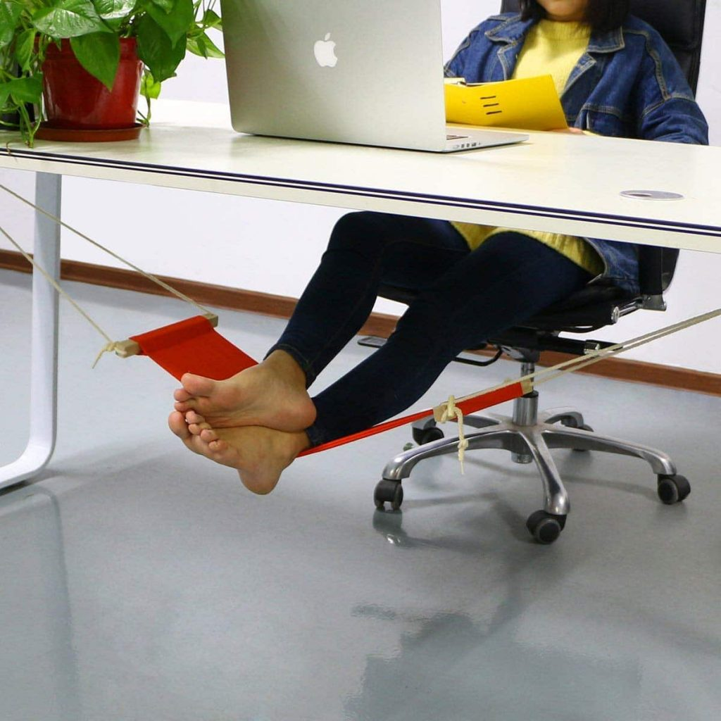 Leg Hammock for Writers