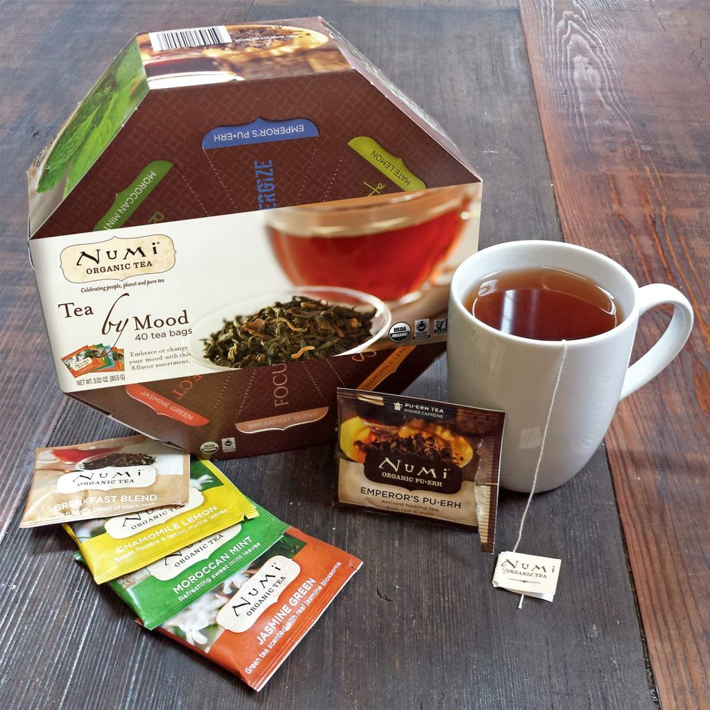 Numi Tea Sampler