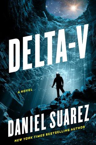 Delta-V - Book Cover
