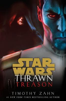 Thrawn: Treason - Book Cover