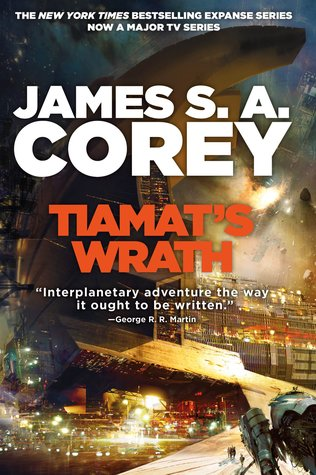 Tiamat's Wrath - Book Cover