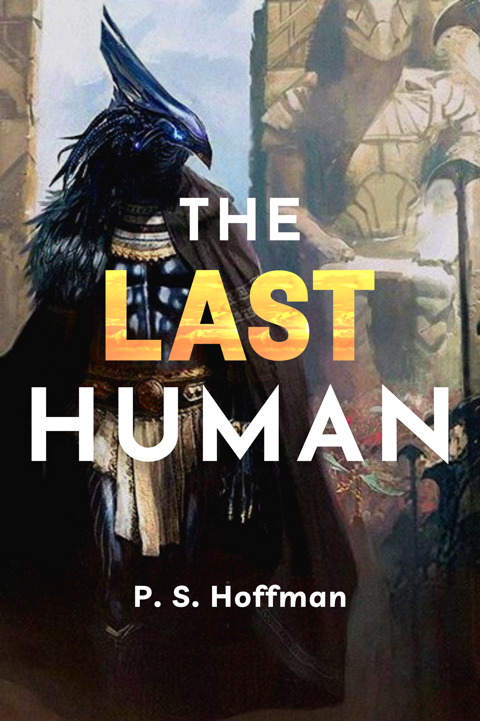 The Last Human - Book Cover